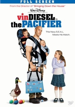 The Pacifier - 7 Good Comedies to Watch with Friends ... … Funny Movies To Watch