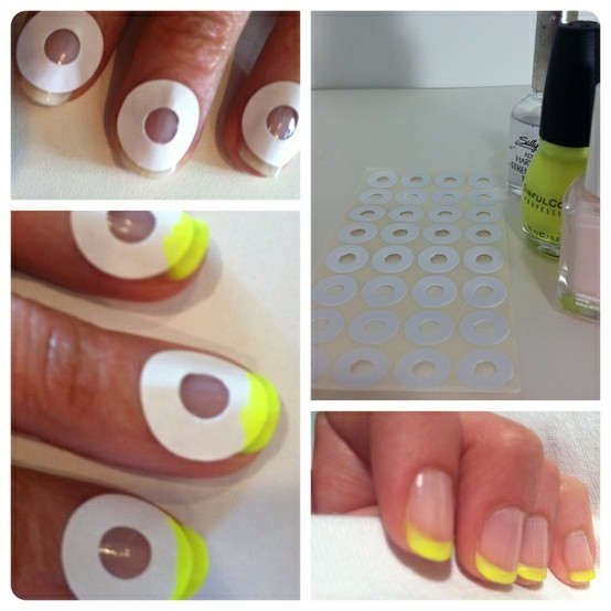 Perfect french manicure 7 nail art tips and tricks perfect french manicure solutioingenieria Gallery