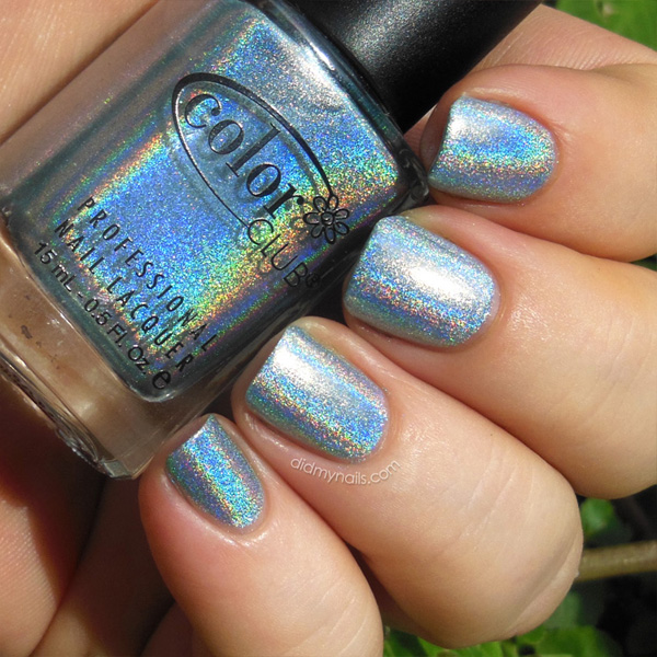 in The Holographic Nail