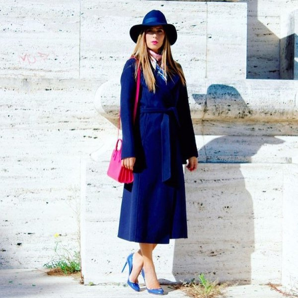 clothing, blue, dress, outerwear, spring,