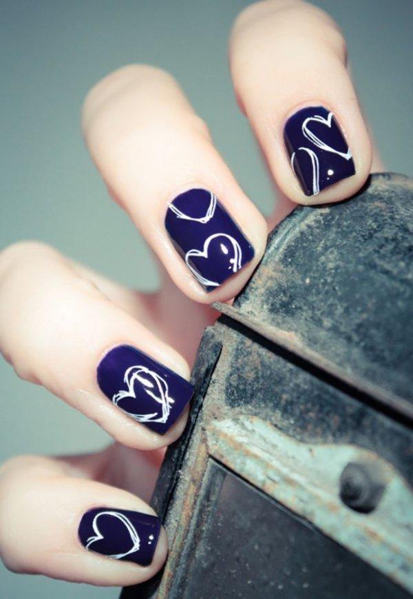 nail,color,finger,blue,black,
