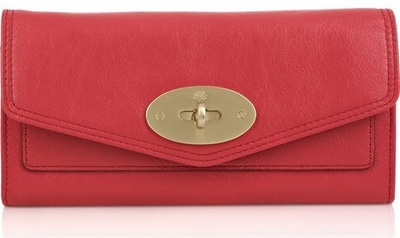 Mulberry Postman's Lock Continental Wallet