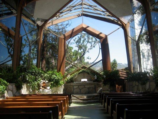 Wayfarers Chapel, Los Angeles