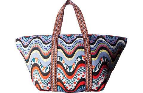 M Missoni Beach Bag