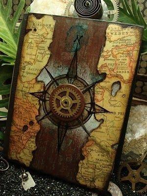 Time Travel Steampunk Journal