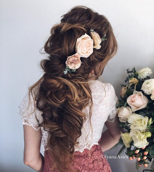 clothing, hair, hairstyle, bride, woman,