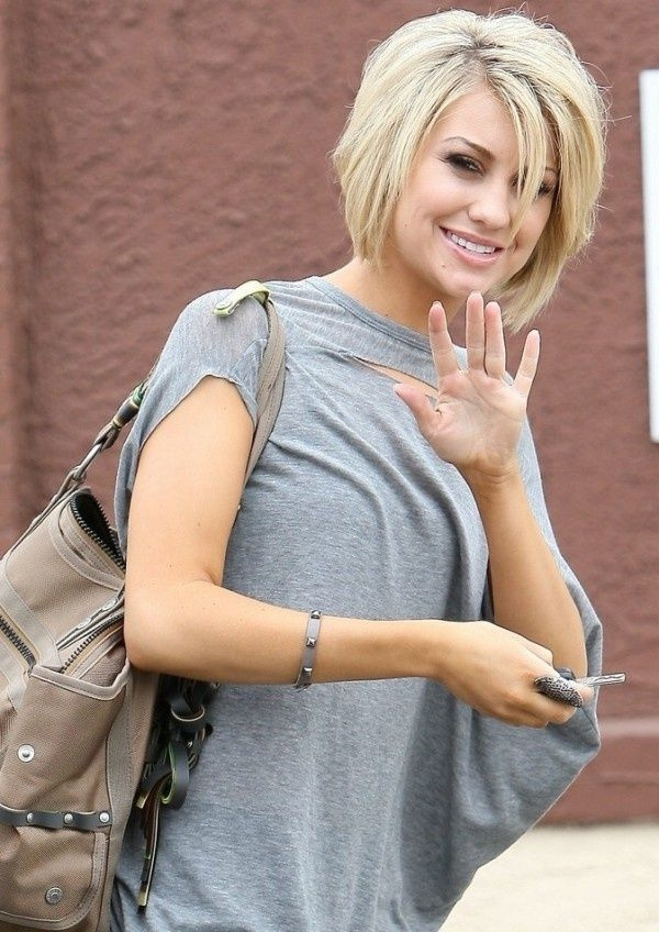 12. Short Bob - 38 Hairstyles for Thin Hair to Add Volume and Texture…