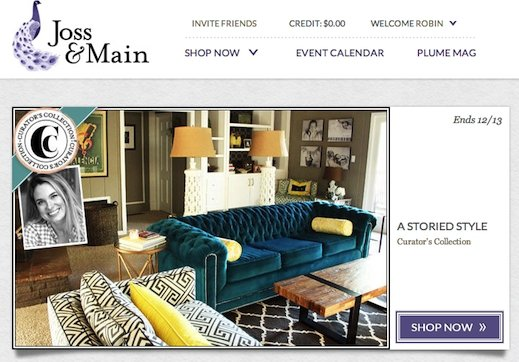 Joss and Main is a membership based, e-commerce site that offers limited time sales on high-end brands. Below is the count of all of these Joss and Main locations broken down by state. Joss and Main is ranked # out of Home Goods stores in the U.S., based on the number of locations.