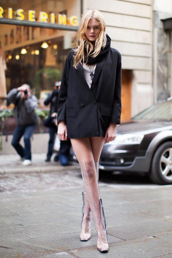 Is That a Blazer or a Dress?