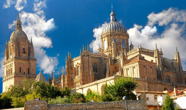 Eat and Be Merry in Salamanca