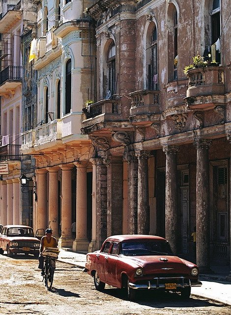 Seek Some Vintage Style in Havana, Cuba
