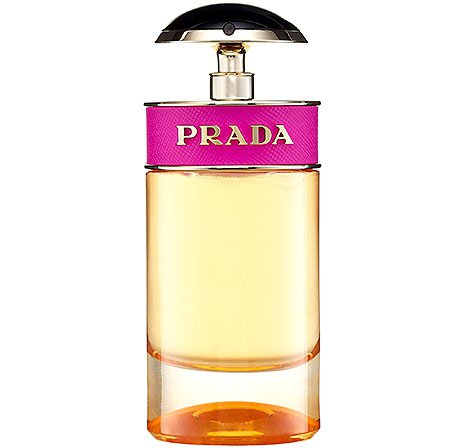 perfume, cosmetics, glass bottle, bottle, PRADA,