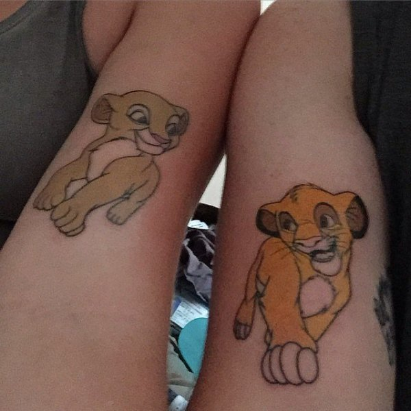 11 Absolutely Adorable 😍 Disney Tattoos 🎨💉 for the ...