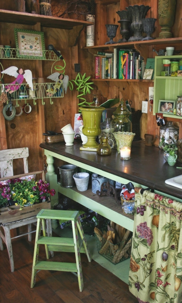 A Potting Shed