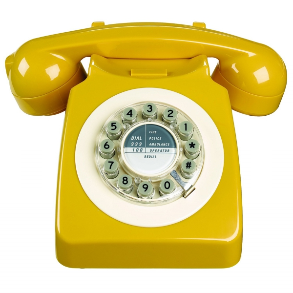 yellow, product, telephone, hand, DIAL,