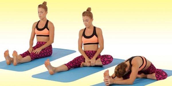 Single-leg Hamstring Stretch