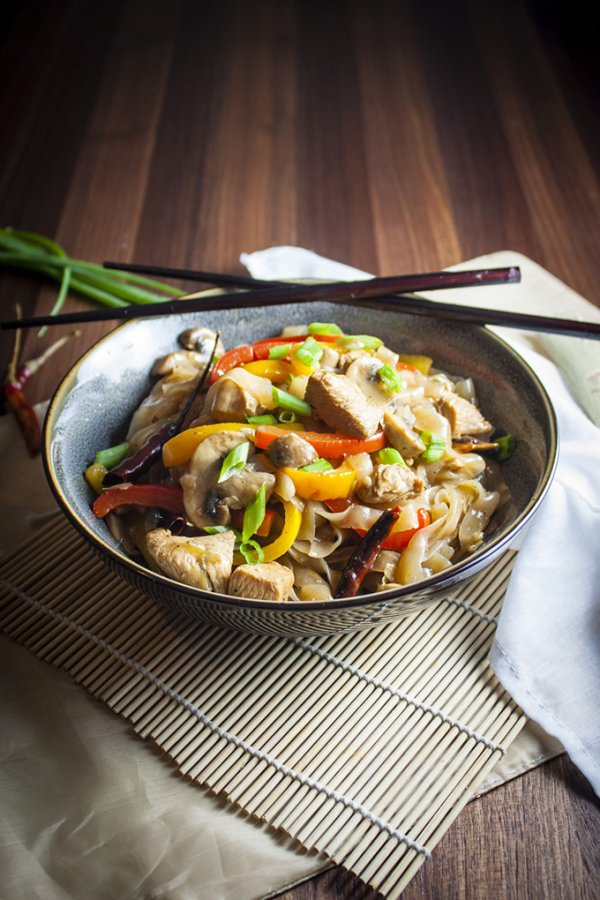 Make Kung Pao Chicken