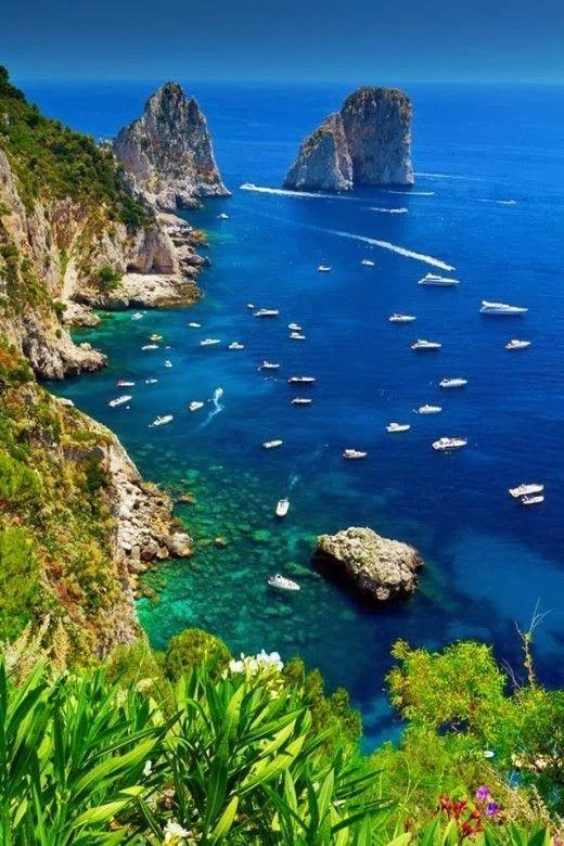 Capri, Bay of Naples