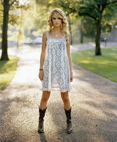 10 Ways to Wear Cowboy Boots ... → 👗 Fashion