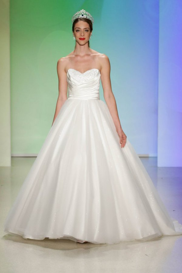 wedding dress, clothing, bridal clothing, dress, gown,