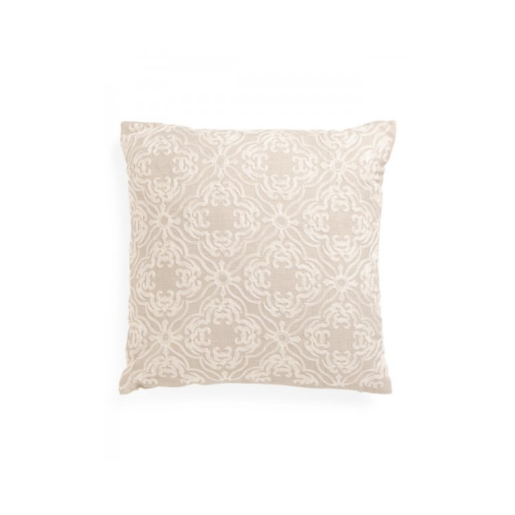 20x20 Embroidered Linen Look Pillow - Perfect for Any Decor by RODEO HOME. $19.99