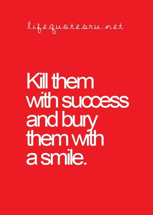 Bury Them with a Smile