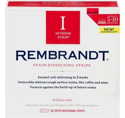 Rembrandt Deeply White 2 Hr Whitening Kit