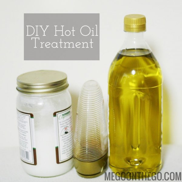 Coconut Hot Oil Treatment