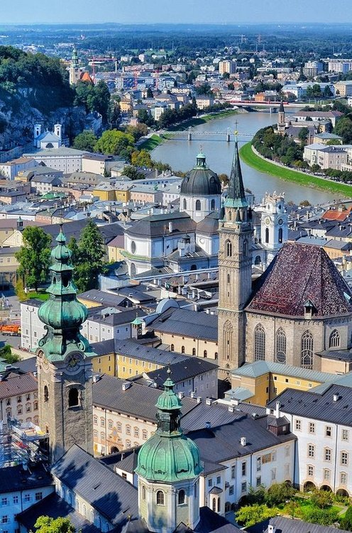 Follow the Sound of Music Trail in Salzburg
