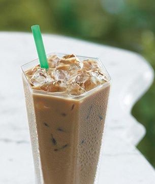 how to order vanilla latte on starbucks app