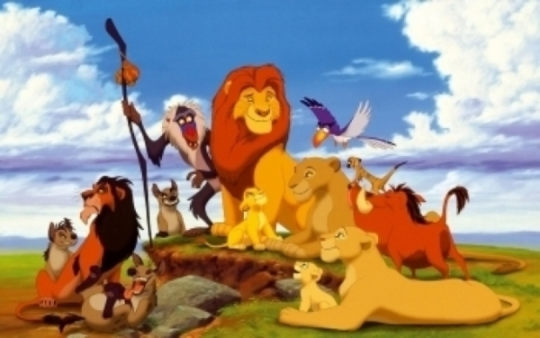 Lion King: Hamlet with Animals