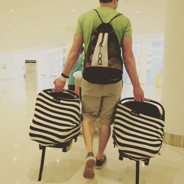 clothing, bag, footwear, diaper bag, dress,