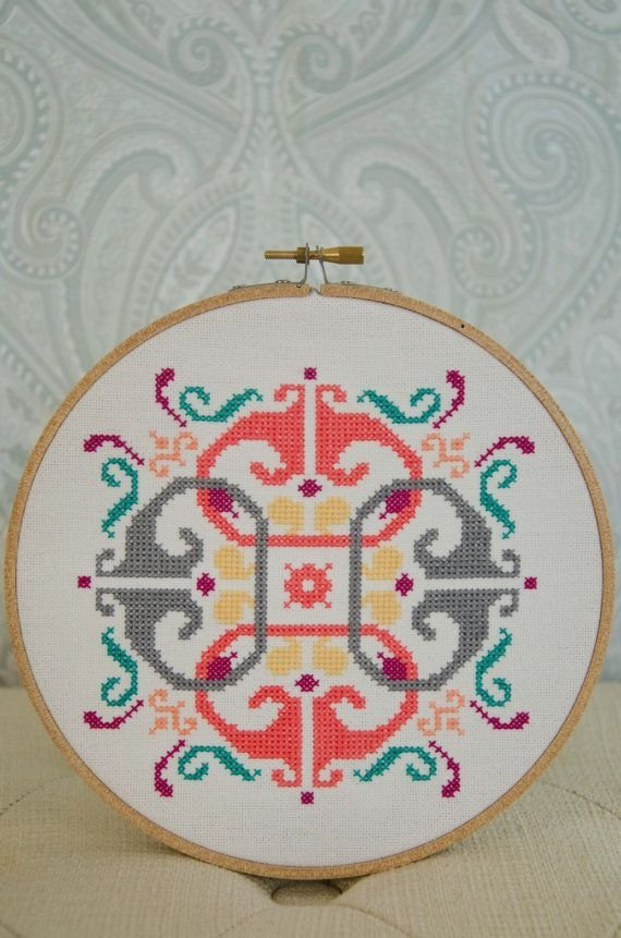 Fun pattern outstanding cross stitch patterns to inspire…