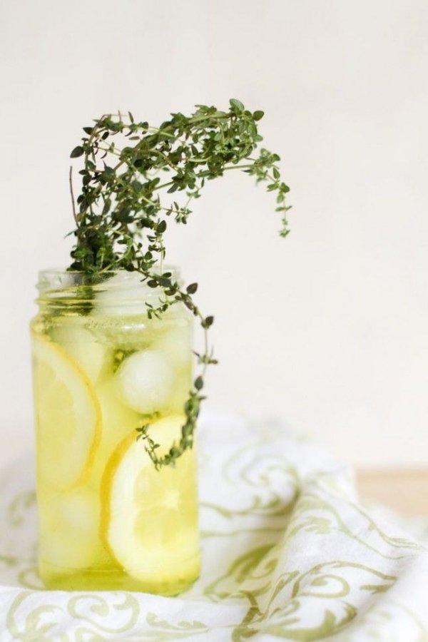 Lemon-lime Infused Water