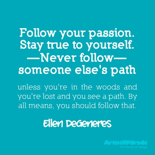 ellen degeneres 9 inspiring quotes for high school