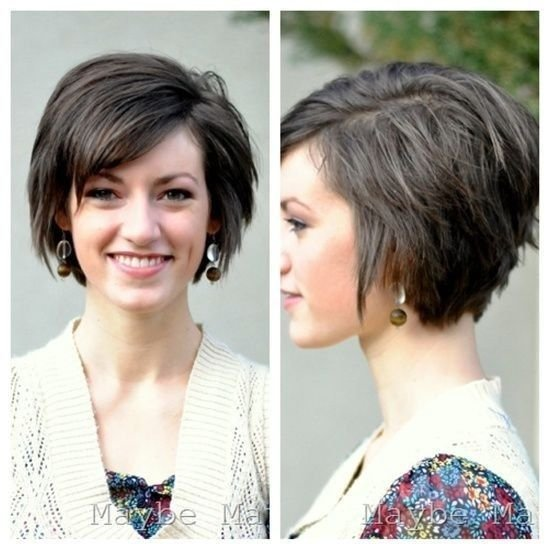 Short Hair Styles For Long Faces 26 Hairstyles To Enhance Your Lovely Oval Shaped Face …
