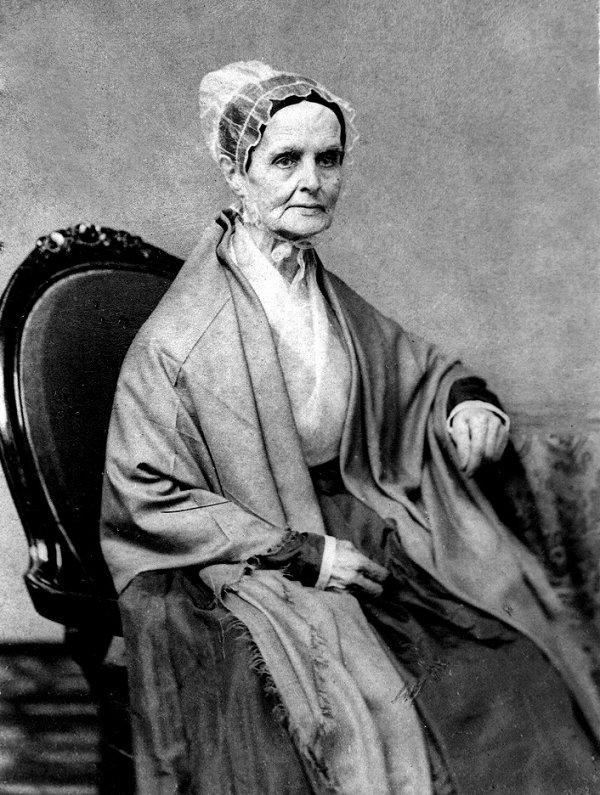 Lucretia Mott (1793 – 1880)