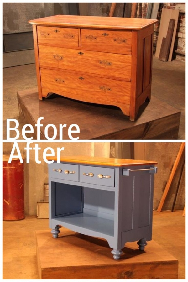Dont Throw Away Your Old Furniture 29 Upcycled