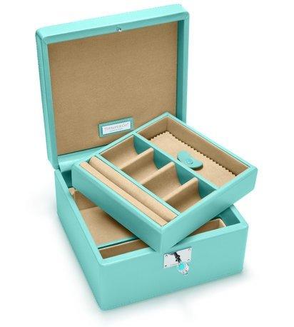 Tiffany Blue Jewelry Box