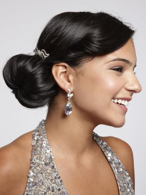 7 Chignon Hairstyles Fit For Fancy Parties Hair