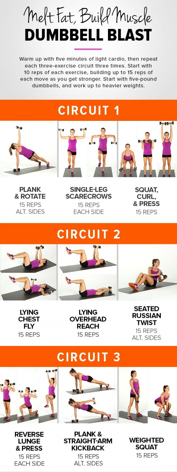 Loathe Your Love Handles? These 26 Exercises Can Banish ...