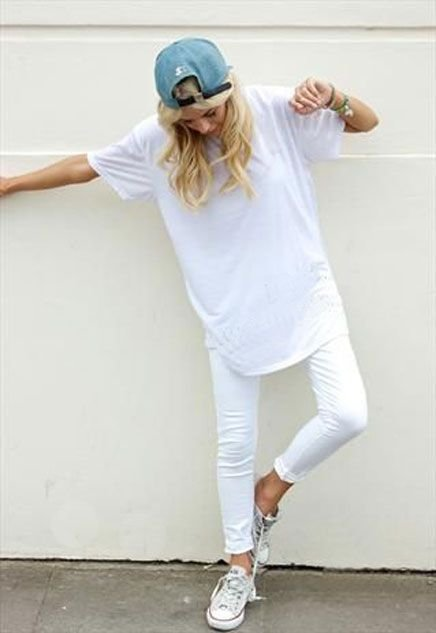 Casual and Cute! - 26 Fabulous Outfits to Wear with Streetstyleu2026