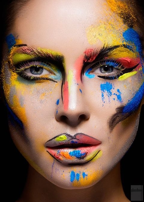Beauty Or Art? Stunning Avant Garde Makeup