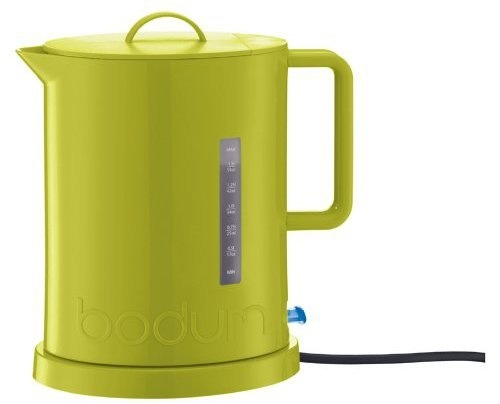 Bodum Ibis Cordless Electric Water Kettle In Green 8