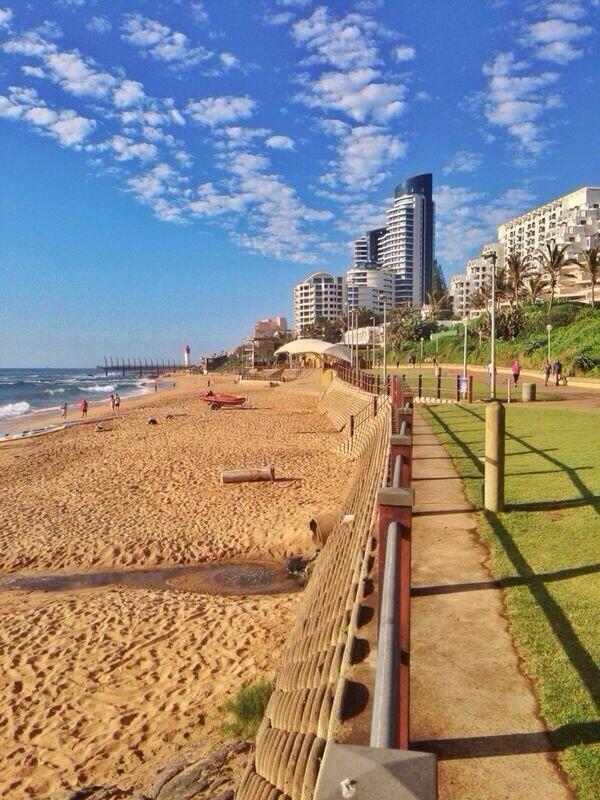 Enjoy the Beach Life in Durban, South Africa