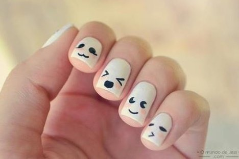 Super Cute Kawaii Nail Art
