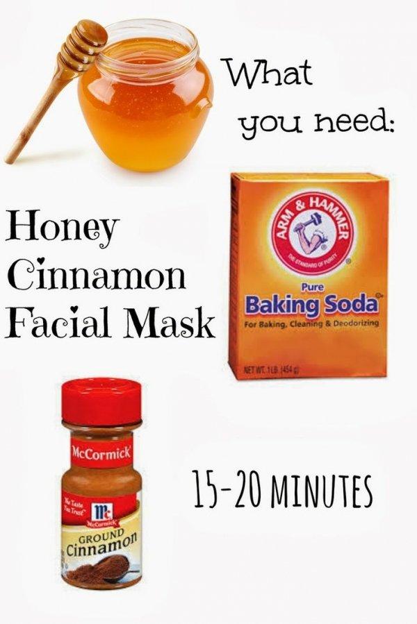 masque beauté miel