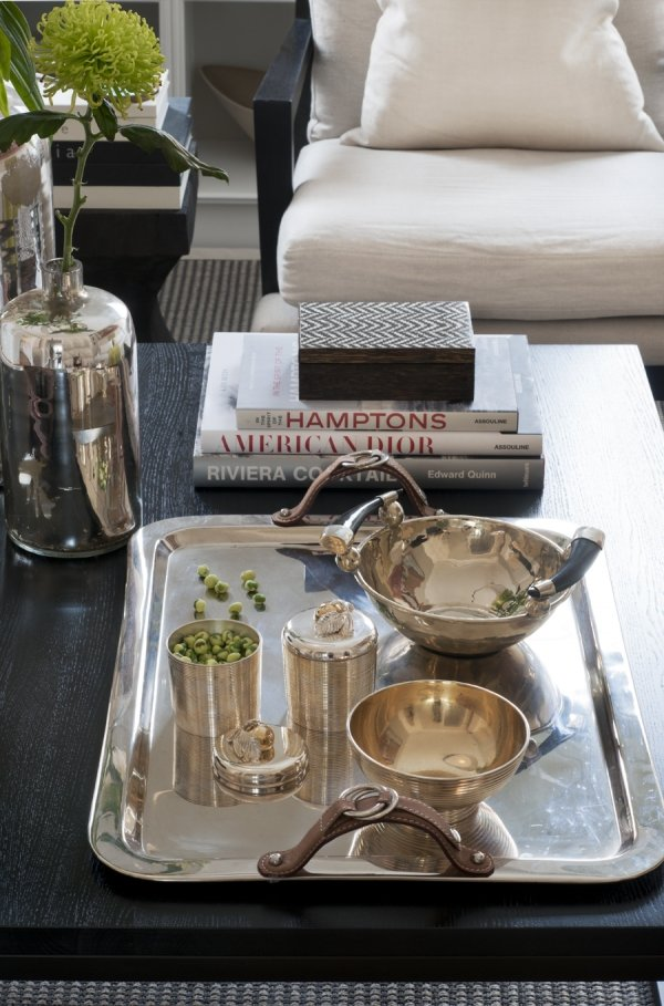 Snack Tray53 Coffee Table Decor Ideas That Dont Require a