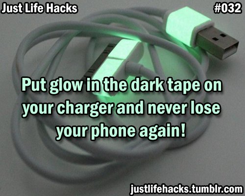 Always Losing Your Charger? Take Note of This