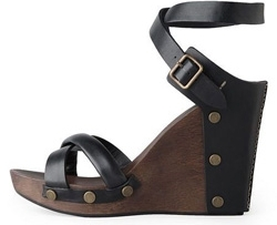 See by Chloe Strappy Wedge Sandal